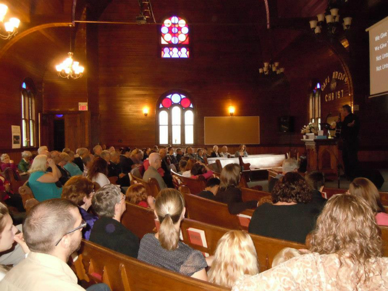 church-service-at-margaree-valley-baptist-church